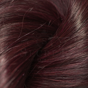 Burgundy Wine 99j Hair Extensions