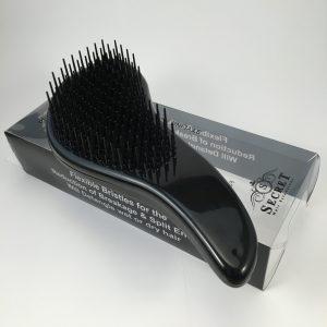 hair extensions hair brush