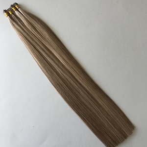 micro ring hair extensions oak ash 8-18