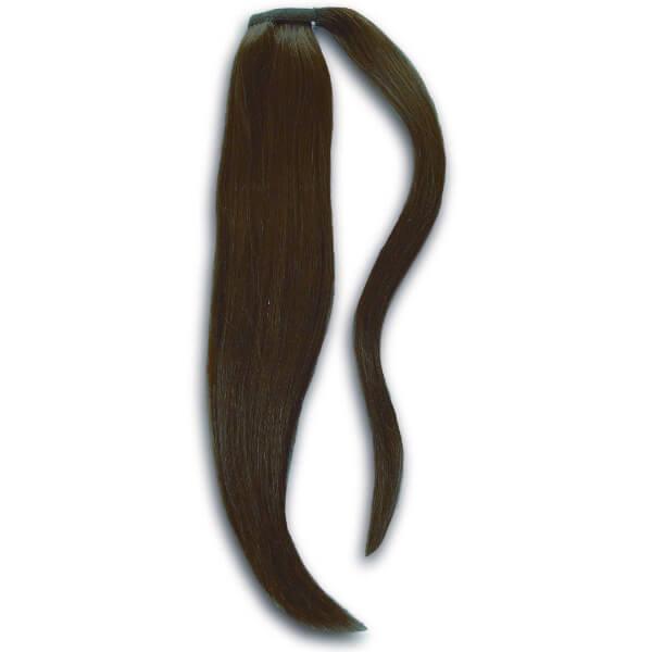Wrap around ponytail 2