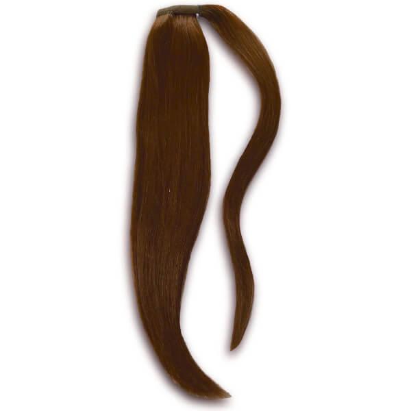 Wrap around ponytail 4