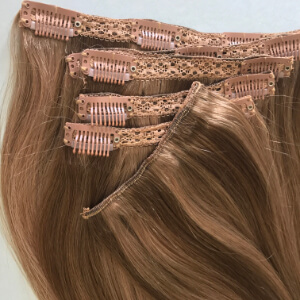 Clip In Hair Extensions #8/18