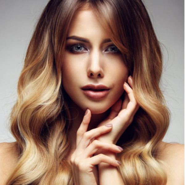 ombre-hair-extensions-4t27-model