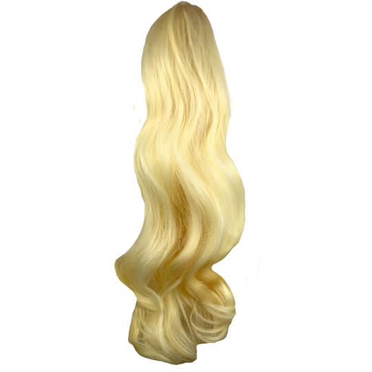 synthetic-clip-in-ponytail-platinum-blonde