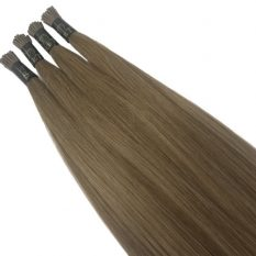 micro ring hair extensions caramella tips