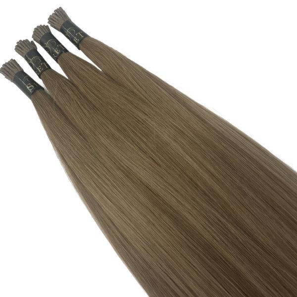 micro ring hair extensions caramella tips