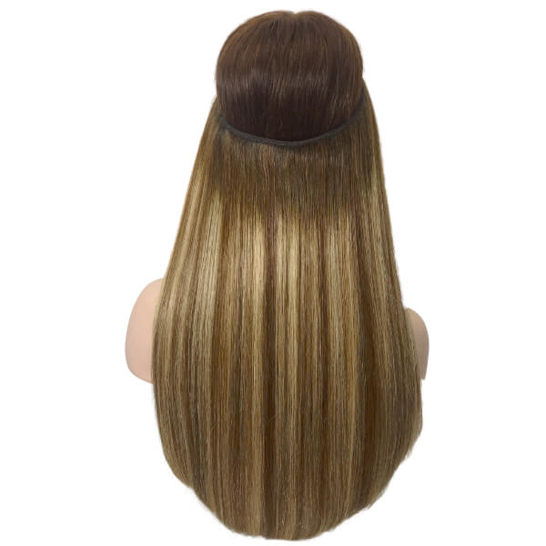 Halo Hair extensions moccha melt 600 x 600