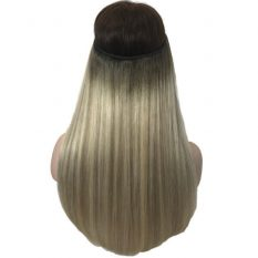 halo hair extensions scandinavian blonde 600