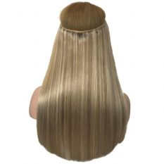 halo hair extensions viking blonde 600